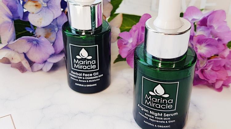 Marina Miracle Serum Hautpflege Test Naturkosmetik vegan Healthlove